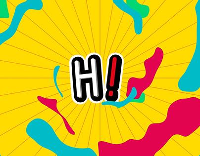 HECATOMBE! - Logo intro