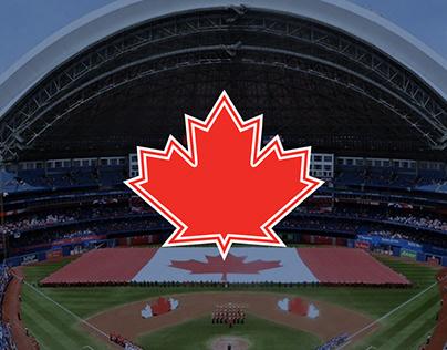UA x Blue Jays Canada Day Graphics
