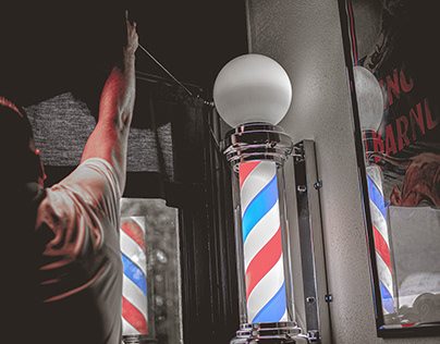 Point West Barbershop Photography Project
