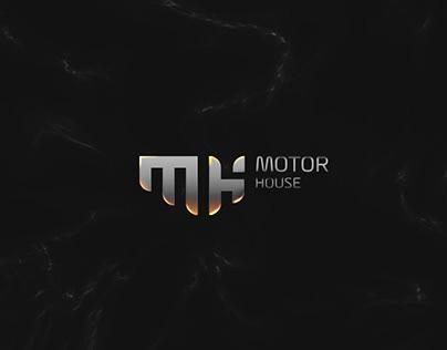 Motor House Branding