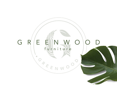 Identity for the company Greenwood