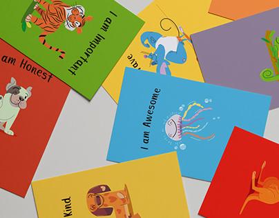Cute flashcards