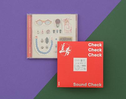 美秀集團 Sound Check 復刻版
