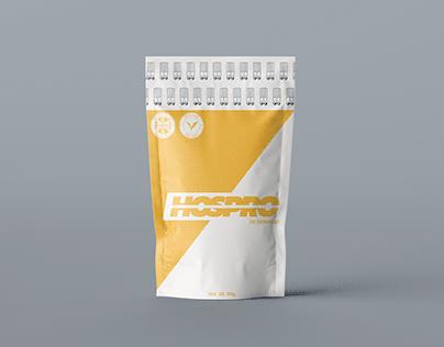 HOSPRO - Branding & Packaging design
