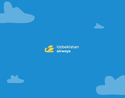 Uzbekistan Airways Re-Branding