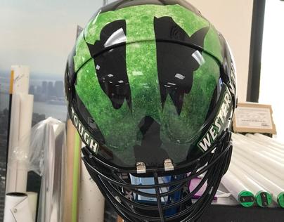Helmet design and wrap