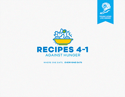 Recipes 4-1 Against Hunger - Young Lions Live