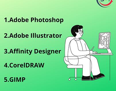 Best Graphic Designing tools - SecureMedia