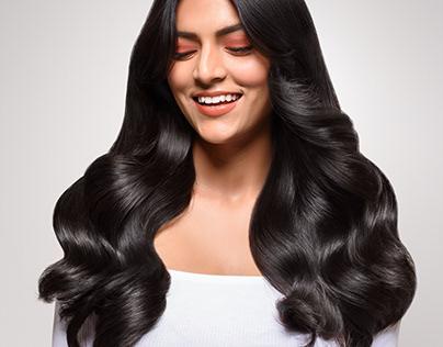 High-End Hair Retouch
