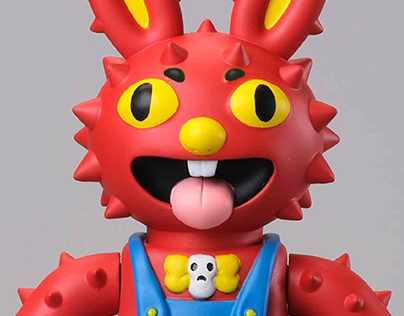 SAWREAL rabbit Soft Vinyl Toy 2020