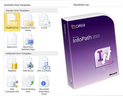 InfoPath Form Designs