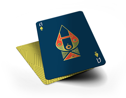 TIGAMATA Playing Cards