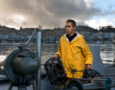Fisherman X Felipe Gonzo