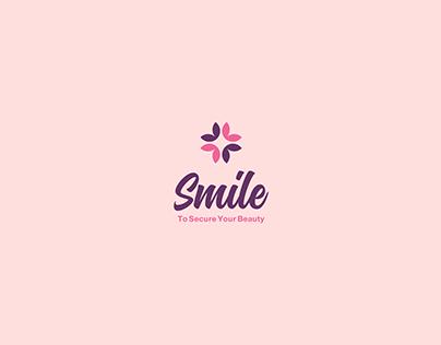 Smile ( beauty center logo )!