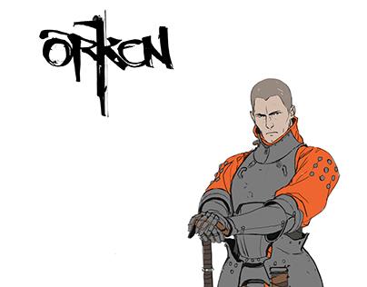 ORKEN - Elemon