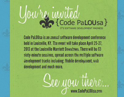 Code PaLOUsa 2013