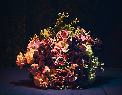 Flowers - Playing whith lights