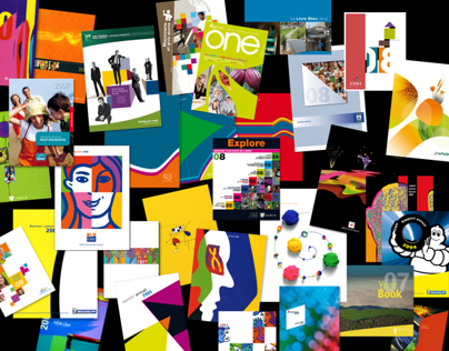 Rapports annuels - Magazines / Créa & Illustration