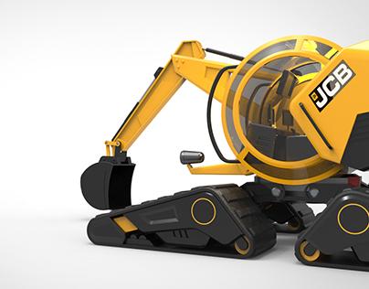 JCB Concept Excavator