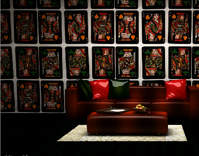 cards room