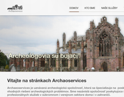 Archeoservices