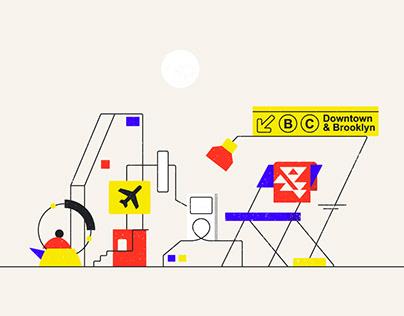 Bauhaus, everywhere