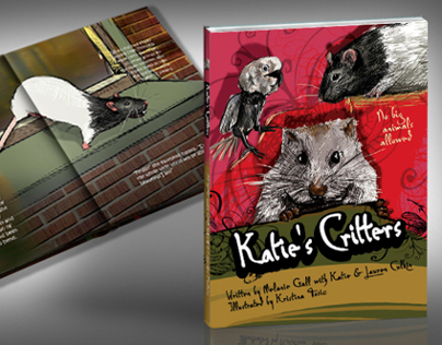Book Illustrations / Katie's Critters