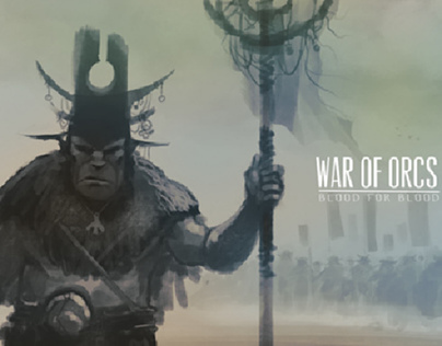 War of Orcs