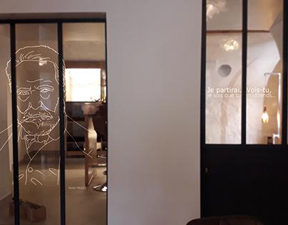 Histoire de vitrines