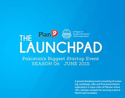 Plan9's The Launchpad Season 06