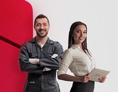 IPPEL - Campanha de Lançamento da Marca