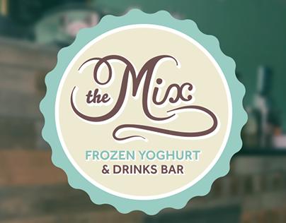 The Mix Frozen Yoghurt