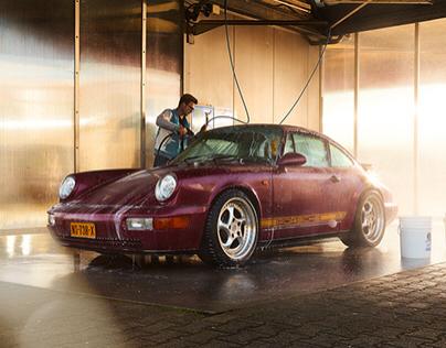 Porsche 964 - 1990