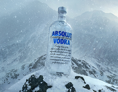ABSOLUT FROZEN