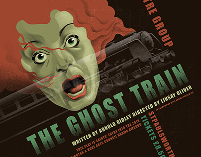 Theatrical poster.