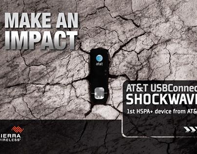 Sierra Wireless Shockwave AT&T USBConnect