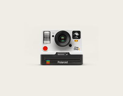 Polaroid store redesign