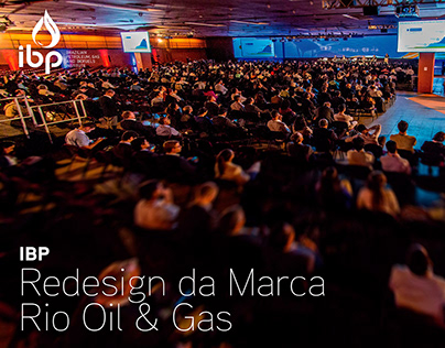 IBP - Redesign de marca Rio Oil & Gas