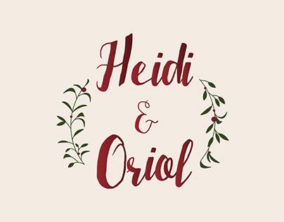 Heidi i Oriol