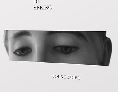 Book Cover Redesign - Ways of Seeing