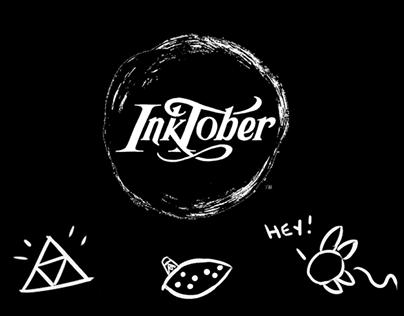 Inktober 2016 - Zeldatober