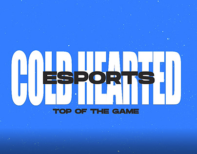 Cold Hearted ESports Animation