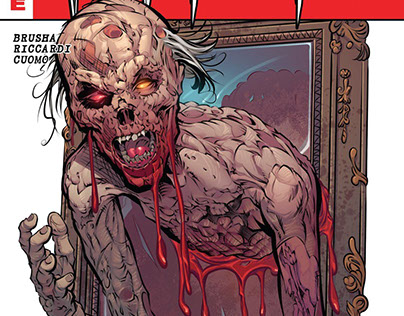 GRIMM FAIRY TALES OF TERROR #13