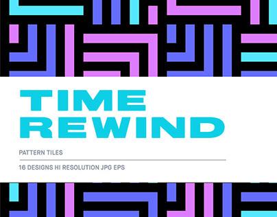 Time Rewind Patternsbyhuebert