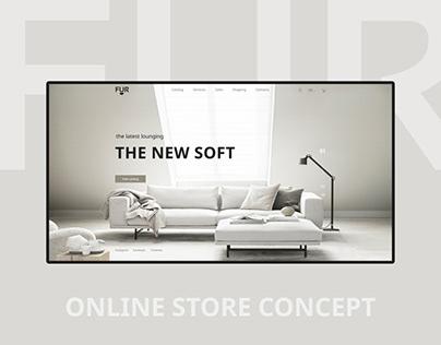 FUR - online store