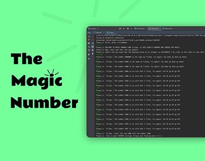 The Magic Number - FullStack Developer