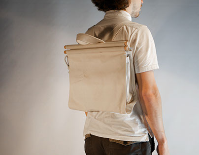 Blank Canvas Backpack