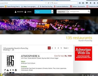 Website Side Bar Advertising