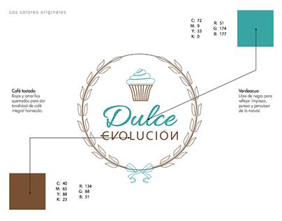 Branding: Dulce Evolución