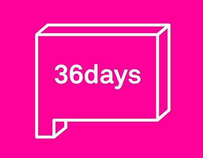 36 Days of Type 05.